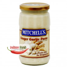 Mitchell's Minced Garlic & Ginger Paste (Pasta de Ghimbir si Ustuoi) 320g