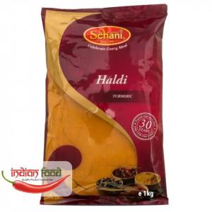 Schani Haldi -Turmeric Powder (Curcuma Macinata) 1Kg