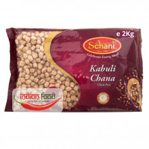 Schani Kabuli Chana - Chick Peas (Naut) 2Kg