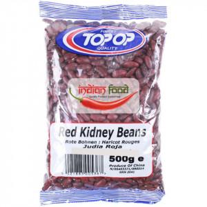 Top Op Red Kidney Beans (Fasole Rosie Rajma) 500g