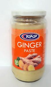 TOPOP Ginger Paste (Pasta de Ghimbir) 330g