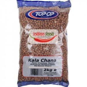 TopOp Kala Chana Indian (Naut Maro cu Coaja) 2kg