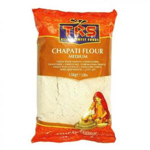 TRS Chapati Flour Atta Medium (Faina pentru Chapati) 1.5kg