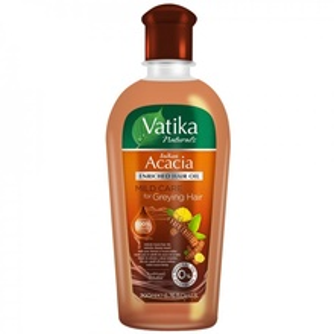 VATIKA Enriched Shikakai Hair Oil (Ulei de par Shikakai Acacia pentru Par) 200ml