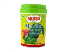 AHMED Mix Pickle (Muraturi Indiene Mixte) 400g