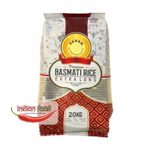 Annam Extra Long Basmati Rice (Orez Basmati cu bob lung) 20 kg