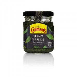 Colman's Sauce Clasic Mint (Sos de menta Clasic) 165g