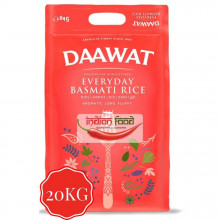 Daawat Everyday Basmati Rice (Orez Basmati Superior) 20kg