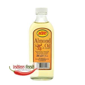KTC Almond oil (Ulei de migdale) 200ml