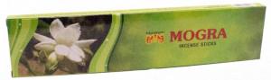 MAUSUM Agarbatthi Mogra (Betisoare Parfumate Aroma de Mogra) 20Sticks