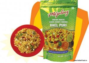 MO'PLEEZ Bhel Puri (Snacks Mixt Bhel Puri) 150g