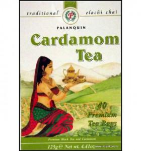 Palan Tea Bags Cardamom (Ceai de Cardamom 40 pliculete)
