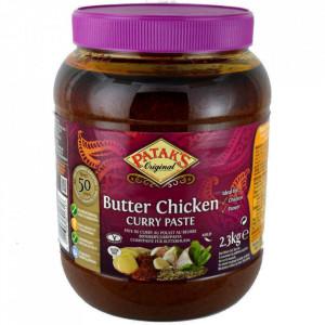 PATAK'S Butter Chicken Paste (Pasta Indiana pentru Pui cu Unt) 2.3kg