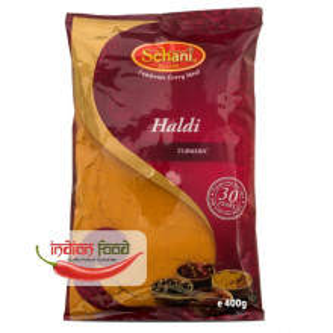 Schani Haldi -Turmeric Powder (Curcuma Macinata) 400g