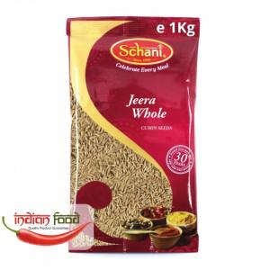 Schani Jeera Whole Cumin Seeds (Seminte de Chimion) 1kg