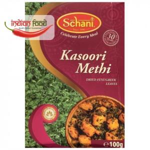 Schani Kasoori Methi (Frunze de Schinduf) 100g