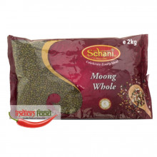 Schani Moong Whole Beans (Linte Mung Bob Intreg ) 2kg