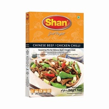 SHAN CHINESE BEEF/CHICKEN CHILLI MIX 100G