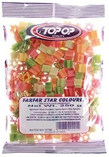Top op Far Far Stars (Snacks Model Stea) 250g
