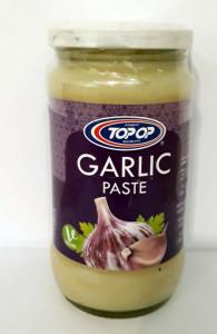 TOPOP Garlic Paste (Pasta de Usturoi ) 330g