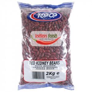 TopOp Red Kidney Beans (Fasole Rosie Rajma) 2kg