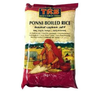 TRS Ponni Rice (Orez Prefiert Ponni) 2kg