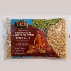 TRS Roasted Chana Mahableshwari Daria Gota (Naut Prajit Chana Mahableshwari ) 300g