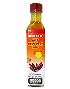 WEIKFIELD Peri Peri Hot Sauce (Sos Peri Peri Salsa Picant) 300g