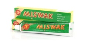 DABUR Miswak Toothpaste (Pasta de Dinti Miswak) 100ml
