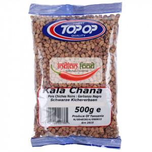 Top Op Kala Chana (Naut Maro cu Coaja ) 500g