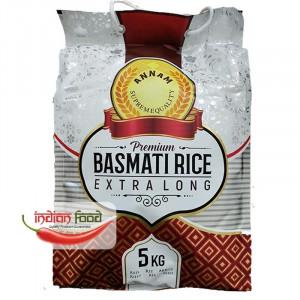 Annam Extra Long Basmati Rice (Orez Basmati cu bob lung) 5 kg