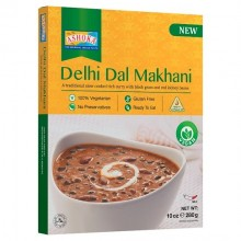 ASHOKA Heat & Eat Delhi Dal Makhani Medium (Mancare de Linte Neagra in Unt) 280g