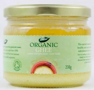 DABUR Organic Ghee (Ghee Organic) 230g