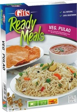 Gits Vegetable Pilao 265g