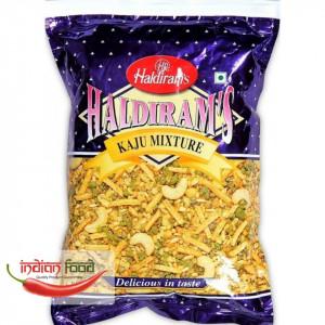Haldiram's Kaju Mixture (Snack Mixt cu Caju Linte si Naut ) 200g