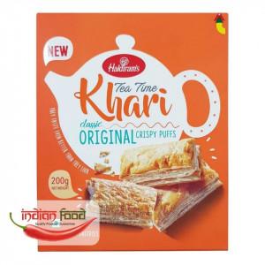 Haldiram's Khari Puff Plain 200g