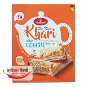 Haldiram's Khari Puff Plain (Foietaj Indian Clasic) 200g