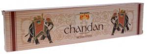 MAUSUM Agarbatthi Chandan (Betisoare Parfumate de Santal 20buc) 20Sticks