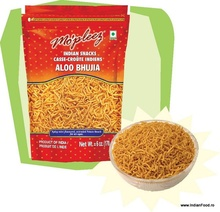 MO'PLEEZ Alu Bhujia (Snacks Indian Fulgi de Cartofi) 150g