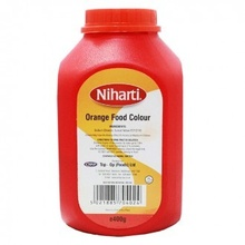 Niharti Food Colour Orange 400 g