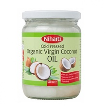 NIHARTI ORGANIC VIRGIN COCONUT OIL 500ML