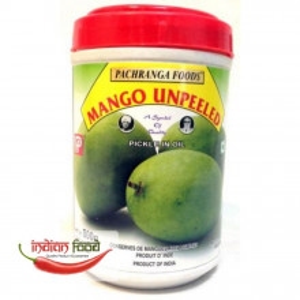 Pachranga Unpeeled Mango Pickle (Muraturi de Mango cu Coaja) 800g