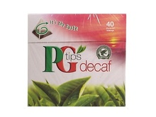 PG Decaf Tea Bags 40's