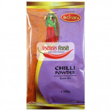 Schani Chilli Powder Extra Hot (Boia Iute Rosie) 100g