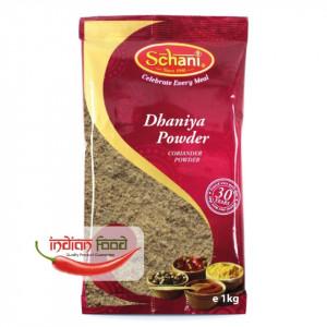 Schani Coriander Dhaniya Powder (Coriandru Macinat) 1Kg