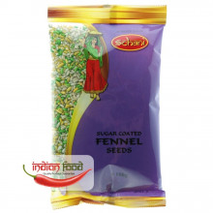 Schani Sugar Coated Fennel Seeds (Fenicul suflat cu Zahar) 100g