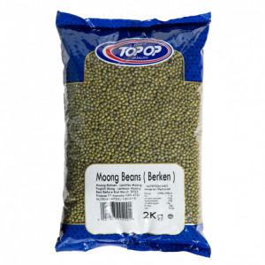 Top Op Mung Beans (Linte Mung Bob Intreg) 2kg