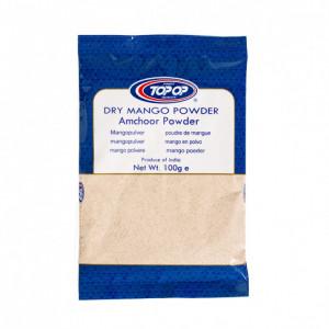 TopOp Amchoor Mango Powder (Pudra de Mango) 100g