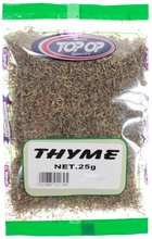 TOPOP Dry Thyme (Cimbru Uscat) 25g
