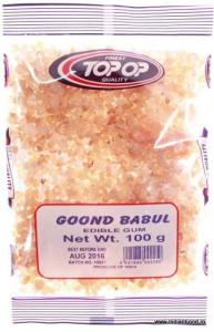 Topop Goond Babul (Guma Arabica) 100g